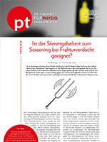 pt-Fachzeitschrift - Autorenabdruck Sprenkel