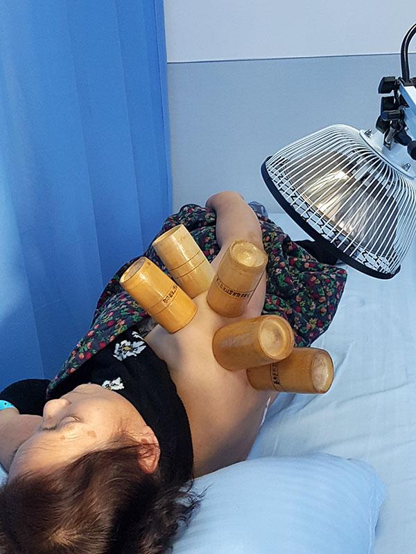 Anwendung spezieller Behandlungsmethoden